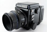 """EXC +5"" Mamiya RZ67 Pro Camera + Sekor Z 127mm f3.5 W Lens From Japan 7620"