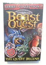 Beast Quest Books Adam Blade Series 1 Collection 1