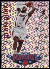 2012-13 Panini Marquee Slam Dunk Legends #1 LeBron James