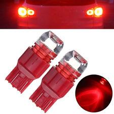 Red Strobe Blink 7440 7443 Turn Lights Reversing Tail Stop Brake Bulb Fits Acura