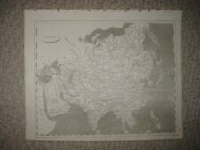 Antique 1805 Asia Arrowsmith & Lewis Copperplate Map Arabia China Japan Superb