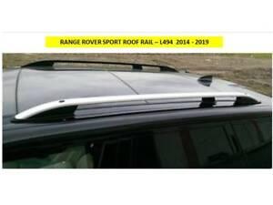 ELEGANCE STYLE SILVER ROOF RAIL  FITS 2014 MODEL RANGE ROVER SPORT 6012950SP