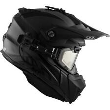 CKX Titan Carbon Electric Snow Helmet
