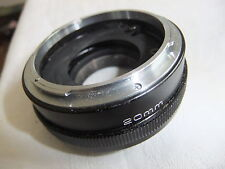 Camera lens EXTENSION TUBE FL-FD for CANON SLR  VIVITAR 20mm  .. X6