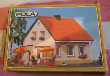 Pola Scala HO modello 501 casetta diorama casa
