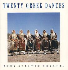DORA STRATOU THEATRE - CD - TWENTY GREEK DANCES