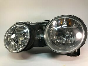 2000 - 2008 Jaguar S-Type Left Hand Driver Side Halogen Head Light Assy. OEM