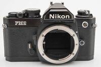 Nikon FM2n Body Gehäuse analoge Spiegelreflexkamera SLR Kamera schwarz