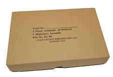 Colt 1911 Military Box - M1911A1 USGI Style Shipping Box