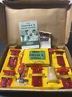 Original Vintage 1964 Emenee The Munsters Castex 5 Casting Set With Box & Manual