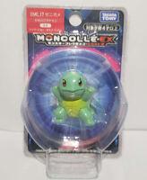 TAKARA TOMY Pokemon Monster Squirtle Carapuce Schiggy Mini Figures Toy 4cm