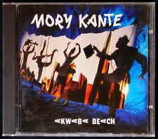 *** CD MORY KANTE - AKWABA BEACH *BARCLAY PRODUCTION * PRESSAGE FRANCE ***
