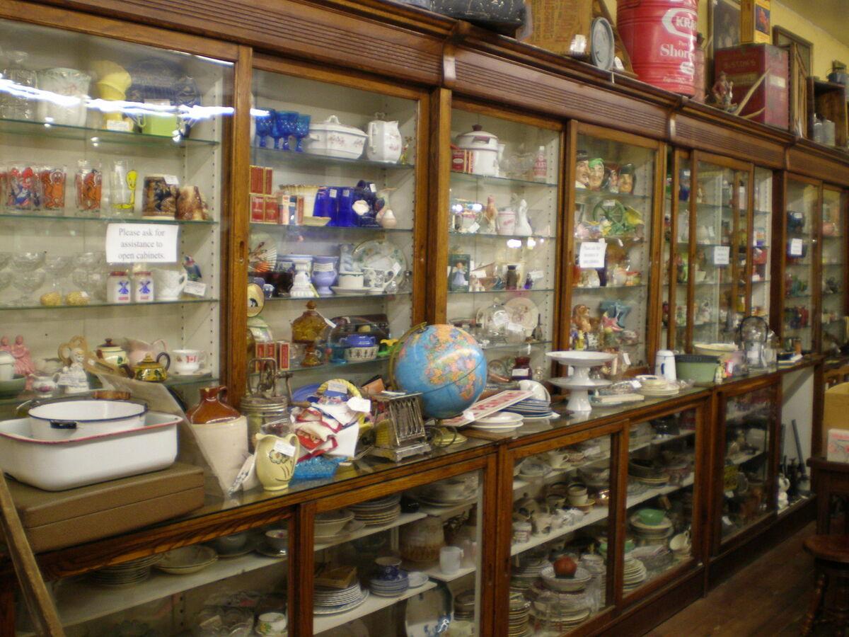 Wiggett's Antique Marketplace