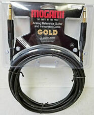 Mogami GOLD Instrument Cable 18' - 1/4inch TRS Male to 1/4inch TRS Male 18ft