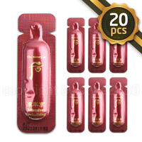 [The history of Whoo] Jinyul Essence 1ml x 20pcs (20ml) Anti-Aging Newest
