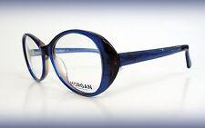 MORGAN Brillenfassung,  Fassung für Brillenträger,NEU Blau transparent (NOO)