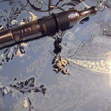 Dragon Black Crystal Vape Charm~Vapor Charm E Cig~((Buy 2=Get 1 Free))