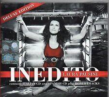 LAURA PAUSINI 2CD Inedito DIGIPACK Ediz DELUXE +Bonus SEALED Gianna Nannini 2011