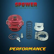 Universal Blow Off Valve Turbo Bov With Kits Red Color 50MM NEW