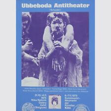 Fluxus. Ubbeboda Antitheater (Schweden) Yoshio Nakajima u.a. 1975