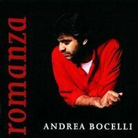 Romanza Best of - Bocelli Andrea - CD 1997-02-06
