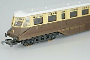 LIMA 205132 GWR Diesel Railcar No22 Brown & Cream