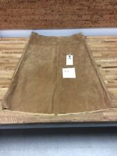 ARDEN B 100% LEATHER SKIRT SIZE 10 NEW CONDITION P-6