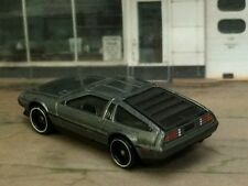 1981-1983 DMC-12 DeLorean Non-BTTF Conversion in 1/64 Scale HTF D2