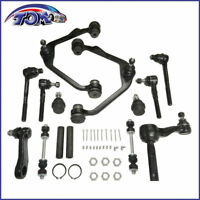 "New 14pc Front Control Arm Ball Joint Kit 2.48"" Bolt For Ford 2wd"