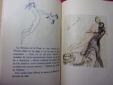 LE COMBAT DES SEXES Félicien Champsaur 75 dessins bleus par Jaquelux