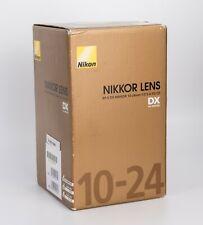 [DHL] Nikon DX 10-24mm F3.5-4.5G ED Zoom lens - Brand New