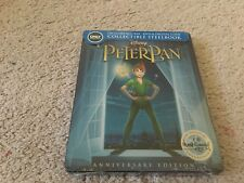 Disney Peter Pan (Blu-ray/DVD/Digital)Signature Edition Steel Book Best Buy