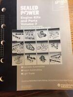 Vtg Sealed Power 1994 Engine Kits & Parts Catalog - Vol 3 - Diametrical Listings