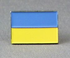 UKRAINE - LAPEL PIN BADGE -  KHARKIV DNIPRO ODESA DONETSK FLAG  124