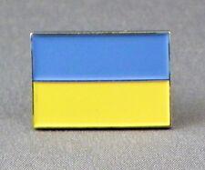 UKRAINE - LAPEL PIN BADGE -  KHARKIV DNIPRO ODESA DONETSK FLAG  124