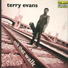 Terry Evans – Walk That Walk CD