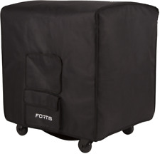 Fender Fortis F-18SUB Fitted Sub Speaker Padded Cover 24 x 24 x 24 MPN 771059000