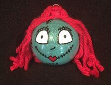 Sally Shatterproof Christmas Ornament Nightmare Before Christmas Jack Skelling