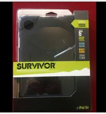 New Griffin Survivor All-Terrain Protective Case for iPad Air 1 Free P&P...