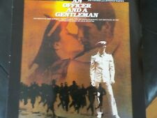 LP - An Officer And A Centleman - Original Soundtrack from the Paramount Picture
