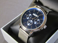 Unlisted Kenneth Cole Men's Analog Stainless Steel Band Watch UL1969