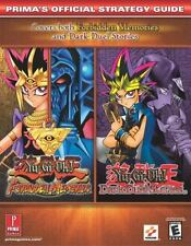 Yu-Gi-Oh! Dark Duel Stories (GBC) and Forbidden Memories (PSX) (Prima's Offici..