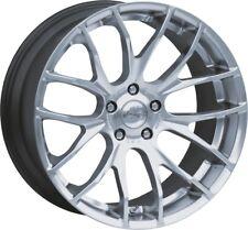 Breyton Race GTS Hyper silver 8,5+10x20 Felgen BMW 5er 6er 7er X3 X4 M3 M4 M5 M6
