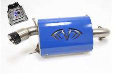 EVOLUTION POWERSPORTS Polaris RZR XP TURBO ECU Flash/BLUE EVO Magnum Stage 2