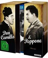 DON CAMILLO & PEPPONE EDITION (5 Blu-ray Discs) NEU+OVP
