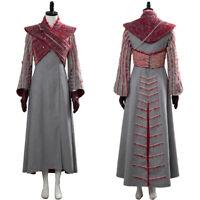 Game of Thrones Season 8 Daenerys Targaryen Cosplay Mother of Dragons Costume