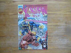 1991 VINTAGE X-MEN # 1 SIGNED 2X JIM LEE & CHRIS CLAREMONT WITH A COA & POA