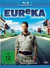 EUREKA / DIE GEHEIME STADT - SEASON 1 - 3 BLU-RAY - NEU!!