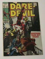 Daredevil #47 1969 Silver Age Marvel Comics