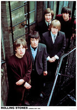 Rolling Stones Poster BANDPICTURE London May 1965
